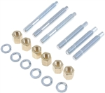 1967 - 1981 Camaro Replacement Exhaust Manifold Bolt Studs and Nuts Set for Small Block and Big Block