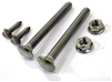 1967 - 1973 Camaro Fuel Tank Strap Hardware Bolt and Screw Set in STAINLESS STEEL
