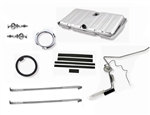 "1967 - 1968 Camaro Fuel Gas Tank Kit with High Performance 1/2"" Sending Unit"