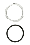 1982 - 1992 Camaro Fuel Gas Tank Sending Unit Lock Ring and Rubber Gasket Seal