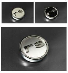 1967-1968 Billet Fuel Gas Cap RS