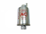 1969 - 1972 Fuel Gas Filter Canister, In Line