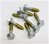 1967 - 1968 Fuel Gas Tank Filler Neck Screw Set