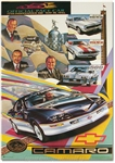 Official GM Pace Car May 30 1993 Poster, GM NOS