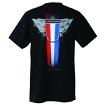 T-Shirt, New Generation Red White and Blue