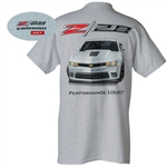 Fifth Gen 2014 White Camaro Z/28 T-Shirt