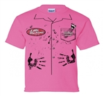 PINK KIDS Little Mechanic T-SHIRT, Youth Sizes