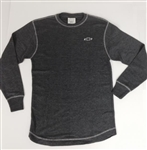 Thermal Long Sleeve T-Shirt with Chevy Bow Tie
