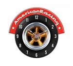 Wall Clock, American Racing Tire & Wheel