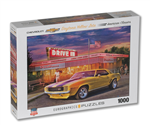 1969 Rally Sport, Daytona Yellow 1000 Piece Puzzle