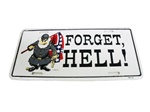 License Plate, Forget Hell