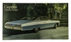 1967 Chevrolet Caprice Custom Coupe Dealership Showroom Sign Poster Print, GM Original