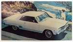 1965 Chevelle Malibu Super Sport Dealership Showroom Sign Poster Print, GM Original