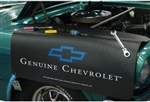 Genuine Chevrolet, Bow Tie, Fender Gripper Cover Mat is now on SALE!