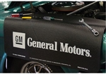 General Motors GM Logo Fender Gripper Cover Mat