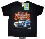 "T-Shirt, 1969 ""Camaro Rally Sport Z/28 with Flames"", Youth"