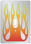 Light Switch Plate Aluminum