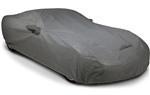 2010 - 2015 Camaro Car Cover - Gray