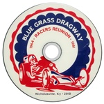 DVD, Bluegrass Dragway Drag Strip Racers Reunion