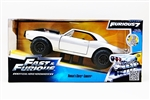 FAST & FURIOUS 7 ROMAN'S 1967 CHEVROLET CAMARO Z/28 1/24 OFFROAD SILVER MODEL