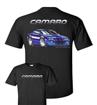 Third Gen Camaro T-Shirt, Adult Sizes
