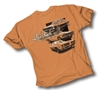 T-Shirt, Classic GM Power, Laid-Back Garage