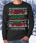 T-Shirt, Dreaming Of A Laid Back Christmas, Long Sleeve