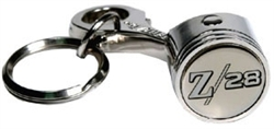 Key Chain, Z/28 Piston