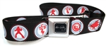 ELVIS PRESLEY Seatbelt Clothing Belt