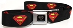 Superman Seatbelt Clothing Belt