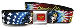 Wonder Woman Seatbelt Clothing Belt