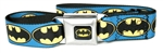 Batman Bat Signal Seatbelt Clothing Belt