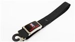 Chevy Camaro Clothing Belt, Black Webbing