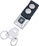 GM Seatbelt Keychain