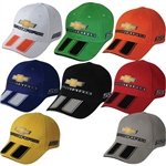 Camaro Baseball Cap Hat with Official Rally Stripe