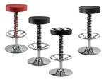 Pitstop Pit Crew Bar Stool