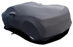 2010 - 2017 Camaro Onyx Stretch Fit Car Cover, Indoor Soft Lining