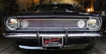 1967 Camaro Billet Aluminum Grille, Standard with Holes for Parking Lights
