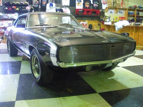 1969 69 Chevy Camaro Standard Aluminum Billet Grille Grill Insert