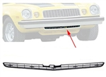 1974 - 1977 NEW Camaro Lower Grille, BLACK