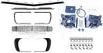 1967 - 1968 Camaro Electric RS Billet Aluminum Grille Kit, Rally Sport Conversion with Electric Motor Upgrade, Preassembled