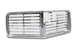 1970 - 1973 Full Rally Sport Grille, Billet Aluminum