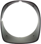 1978 - 1981 CAMARO & Z28 BLACK Headlight Bezel, LH 468031