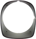 1978 - 1981 CAMARO & Z28 BLACK Headlight Bezel, RH 468032