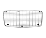 1970 - 1971 Grille, Standard, Silver