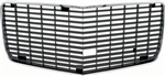 1970 - 1971 Camaro Black Grille for Standard, SS, and Z/28 Models
