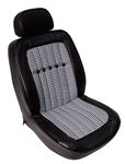 Custom Camaro DLX Houndstooth Display Seat