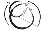 1969 Camaro Air Conditioning Hoses, Complete 3 Piece Set