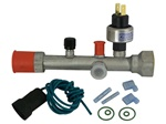 1971 - 1973 Air Conditioning Control POA Valve Kit for R12 Refrigerant