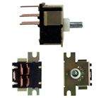 1982 - 1992 Heater Control Panel Switch, Blower Motor